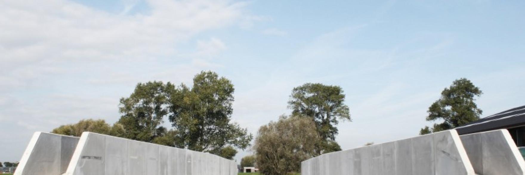 Stockagepaneel beton